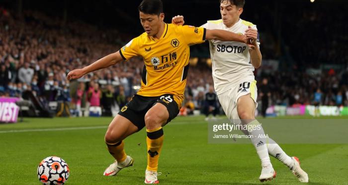 Leeds United 1-1 Wolverhampton Wanderers: Rodrigo rescues Whites at the death
