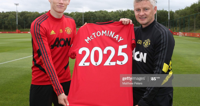 What does the future hold for Scott McTominay?