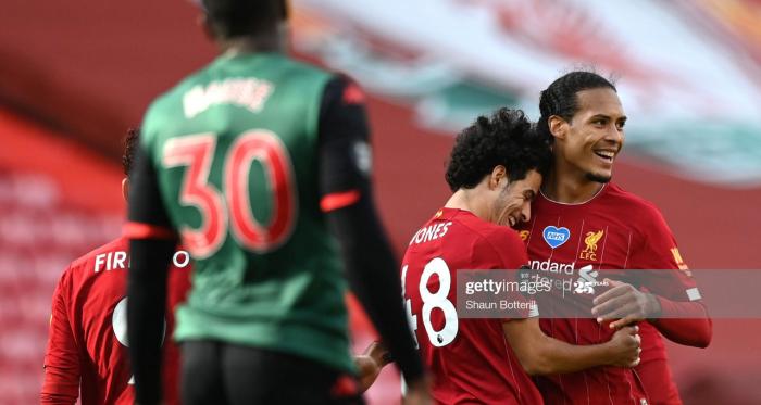 'He deserves it', Klopp reflects on Curtis Jones' first Premier League goal after Villa win