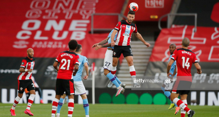 The Warm Down: Southampton hang on against relentless Manchester City