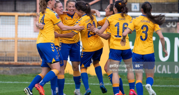 Bristol City Women 0-4 Everton: Lucy Graham punishes her former club at Twerton Park