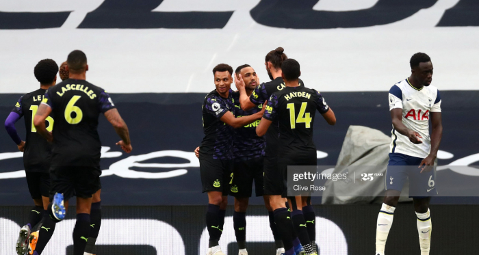 Tottenham Hotspur 1-1 Newcastle United: VAR drama sees Magpies snatch a point