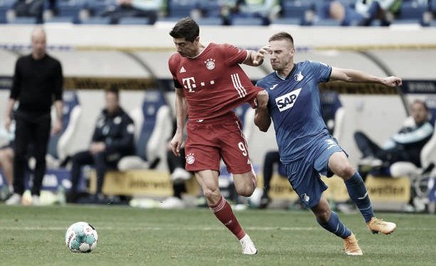 Bayern Múnich vs TSG Hoffenheim EN VIVO y en directo online en la Bundesliga 2021
