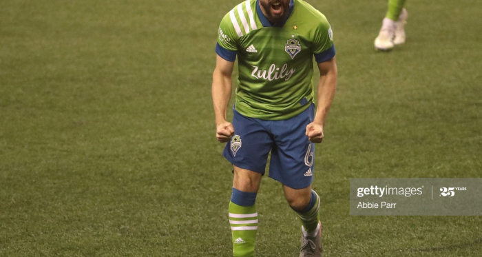 Seattle Sounders 3-1 Vancouver Whitecaps: João Paulo and Ruidiaz ensure Rave Greens top Western Conference