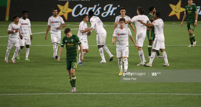 Portland Timbers 1-1 LAFC: 16-year-old Torres scores dramatic equaliser