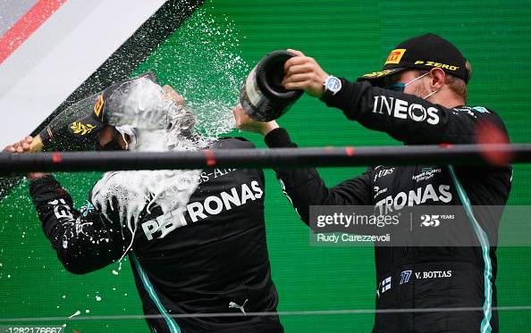 Portuguese GP: Driver Ratings
