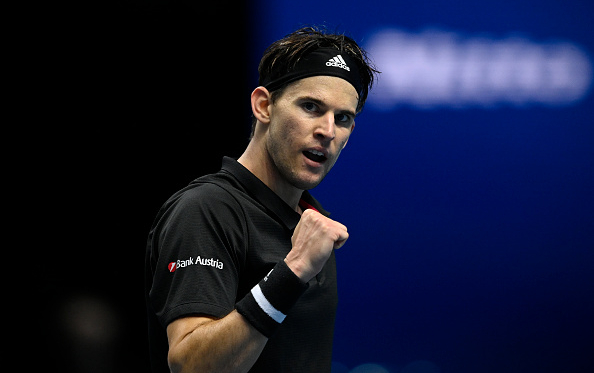 ATP Finals: Dominic Thiem battles past Novak Djokovic to reach the final