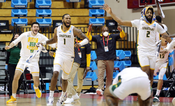 2021 NCAA Tournament First Four: Norfolk State hangs on against Appalachian State