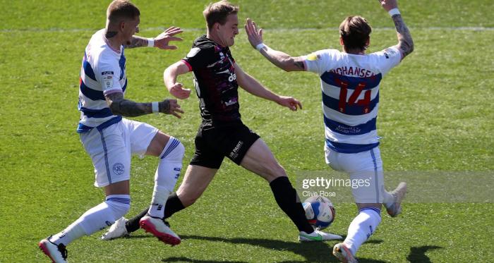 Oliver Skipp injured in penultimate game of the season