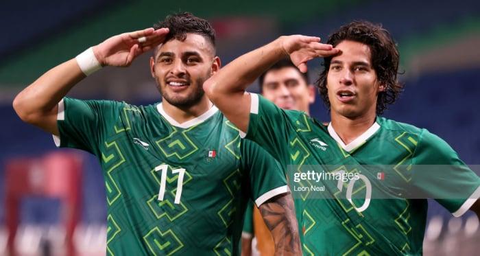 Vega and Lainez lead Mexico to Olympic Bronze