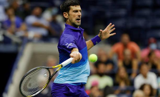US Open Day 4 men's wrapup: Djokovic, Zverev cruise; Berrettini gets by Moutet