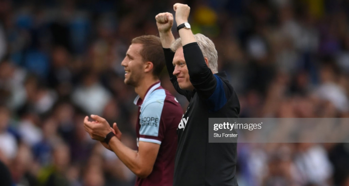 The transition of West Ham United