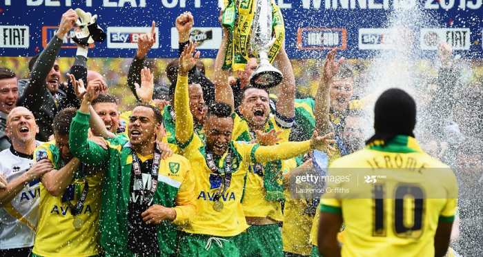 On this day: Alex Neil guides Norwich City to the Premier League with Wembley win