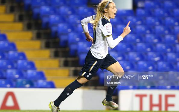 Former Tottenham striker, Wendy Martin, previews this weekend's FA WSL