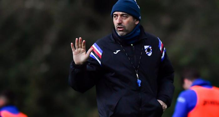 """Sampdoria -Giampaolo: """"Atalanta squadra forte, soddisfatto per le undici convocazioni in Nazionale"""""""