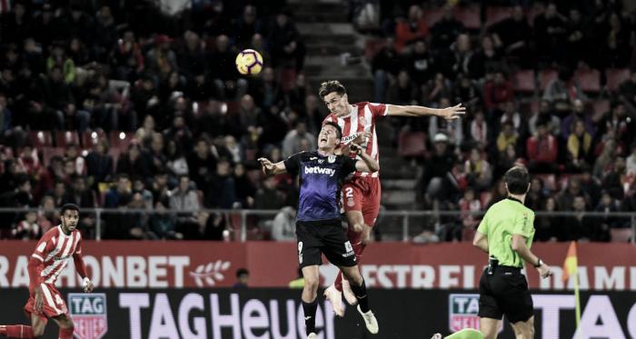 Empate entre Girona y Leganés en Montilivi   Foto: Girona FC