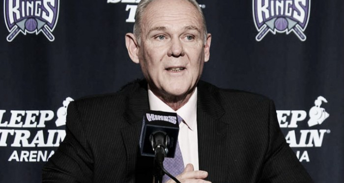 The 64-year-old Karl has expressed interest in taking over the UNLV job. NBA.com