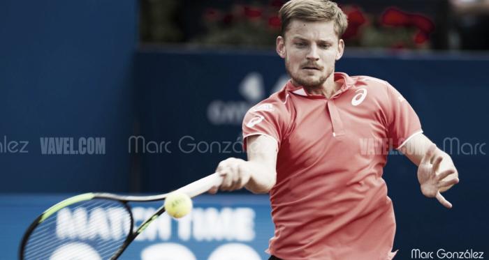 ATP S'Hertogenbosch- Goffin avanza, Jarry sorprende Tsitsipas