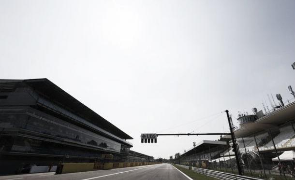 En route pour le GP d'Italie