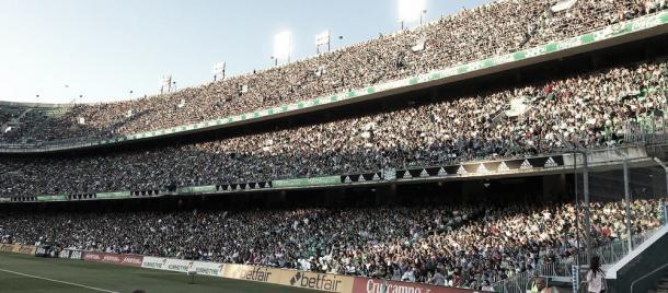 El estadio bético albergará la final de Copa del Rey / Foto: Real Betis Balompié