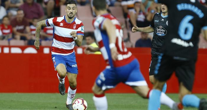 Granada CF - CD Lugo; puntuaciones del Granada CF, jornada 2 de La Liga 1|2|3