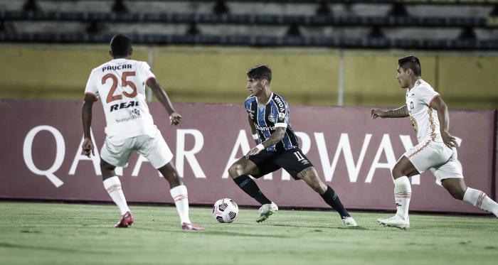 Com reservas, Grêmio vence Ayacucho e avança na Libertadores