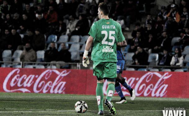 Getafe 2015/2016: Vicente Guaita