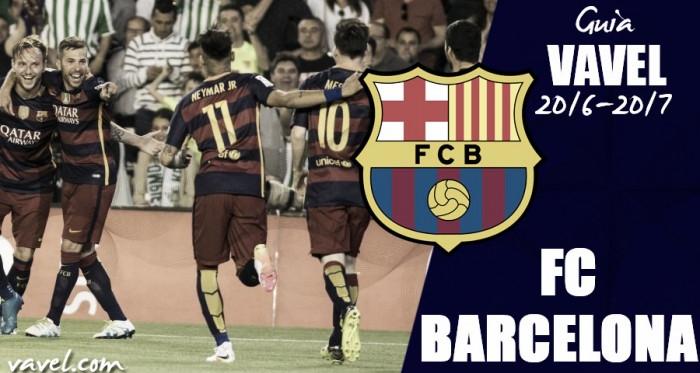 FC Barcelona 2016/17: la búsqueda incesante por mantenerse en la cima