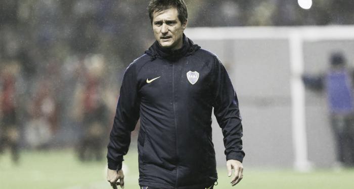 Barros Schelotto pondrá un equipo suplente.