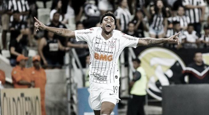 Corinthians bate Ceará no Castelão e garante vaga na Libertadores 2020