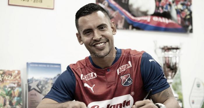 Germán Gutiérrez es nuevo jugador de Independiente Medellín