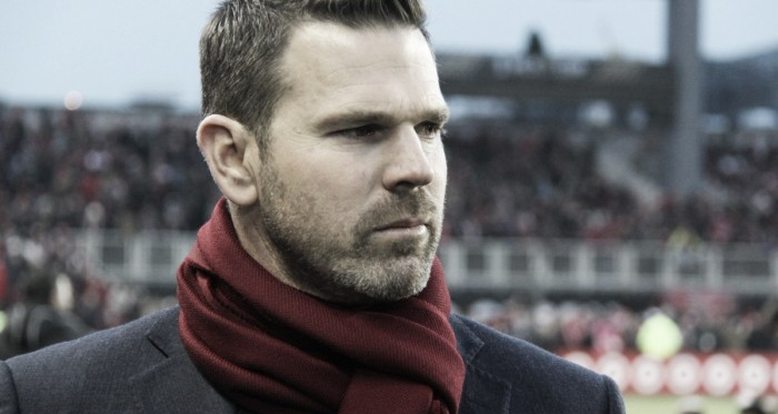 Greg Vanney led his team to a happier ending today | Source: torontofc.ca