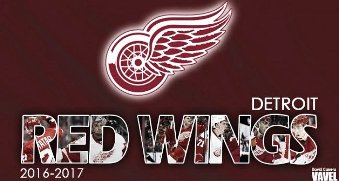 Detroit Red Wings 2016/17