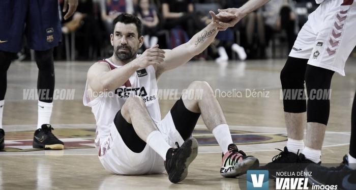 Rafa Martínez, Iván Cruz y Sergio Rodríguez abandonan RETAbet Bilbao Basket