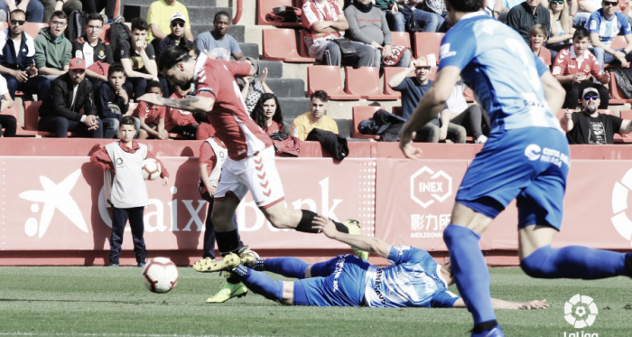 Pipa supera a un defensor rival. FOTO: LA LIGA.