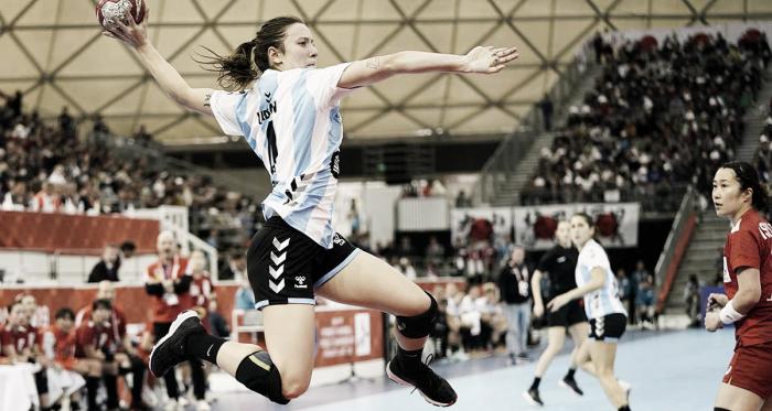 El Preolímpico de Handball femenino en camino