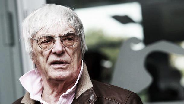 Bernie Ecclestone apresentou o seu plano ao Grupo de Estratégia da F1, que o vetou (Foto: in Herald Sun Australia).