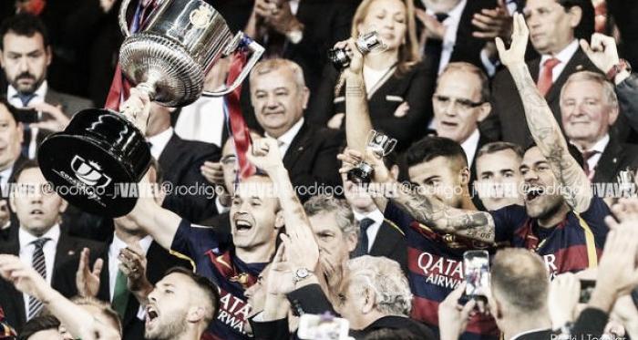 Final de Copa 16/17: el Alavés se enfrenta al rey