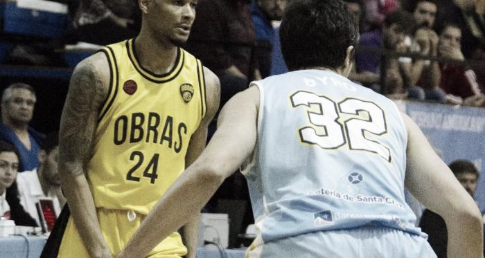 Byró fue determinante con su gran aporte desde el armado de juego. Foto: Ernesto Sánchez