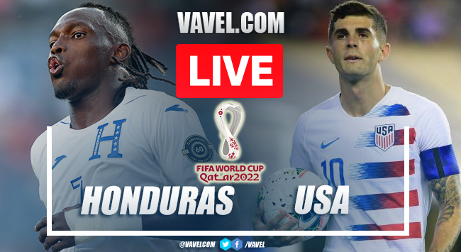 Goals and Highlights: Honduras 1-4 USA in World Cup Qualifiers