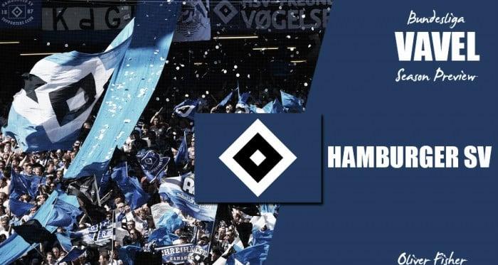 Hamburger SV - Bundesliga 2016-17 Season Preview: Dinosaurs looking to continue progression