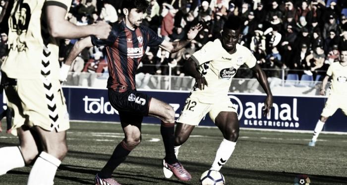 El Lugo ya espera al Huesca