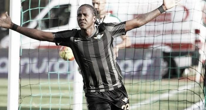 Hugo Rodallega, tercer máximo goleador en Turquía
