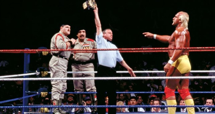 Reviewing WrestleMania: WrestleMania VII