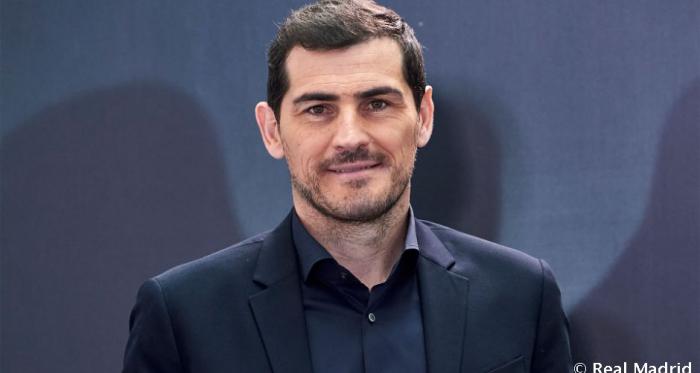 Iker Casillas, presionado por los medios de comunicación