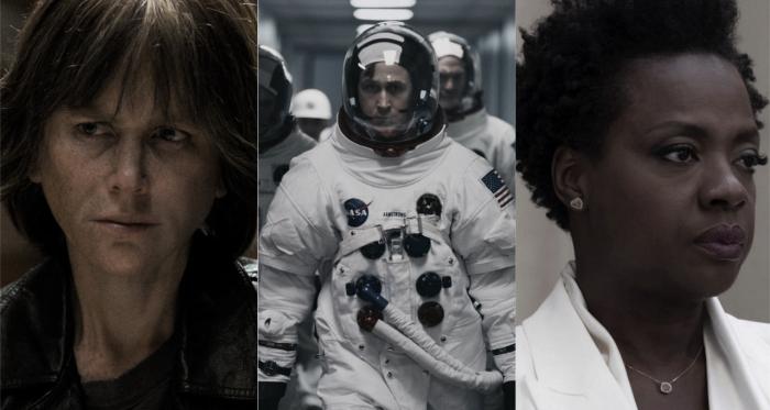 Fotos: 30West; Universal Pictures; y 20th Century Fox, respectivamente. Montaje: Omar de Pablo