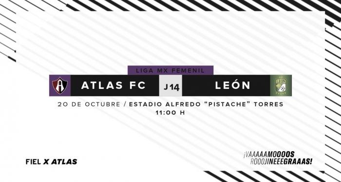 Foto: Cortesía Atlas FC Femenil