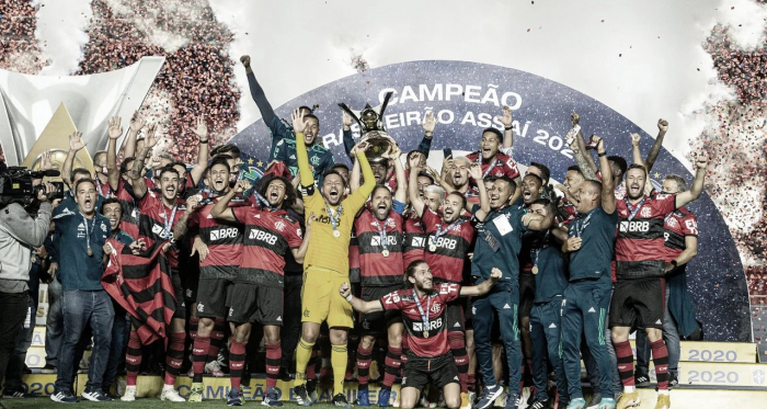 Bicampeonato nacional confirma hegemonia do Flamengo no Brasil