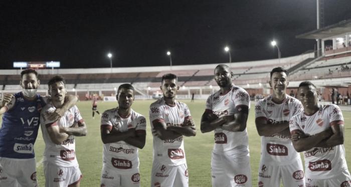 Vila Nova e Atlético-GO vencem seus jogos e vão à próxima fase na Copa do Brasil