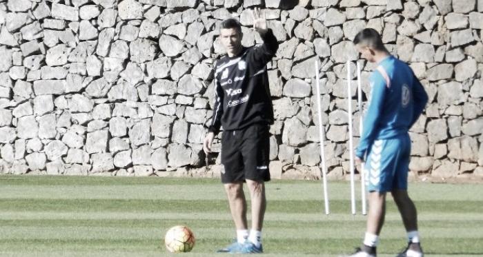 """Martí: """"Conocemos al Oviedo, nos planteará problemas"""""""